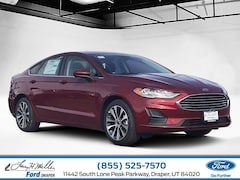 New 2019 Ford Fusion SE Sedan Sandy