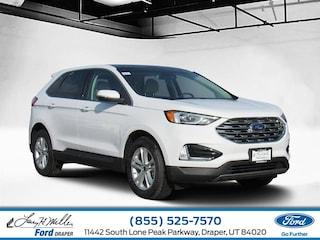 New 2019 Ford Edge SEL SUV for sale near you in Draper, UT