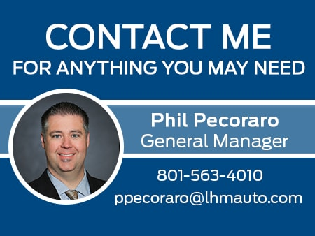 Phil Pecoraro GM Contact