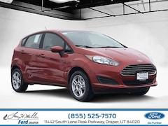 New 2019 Ford Fiesta SE Hatchback Sandy
