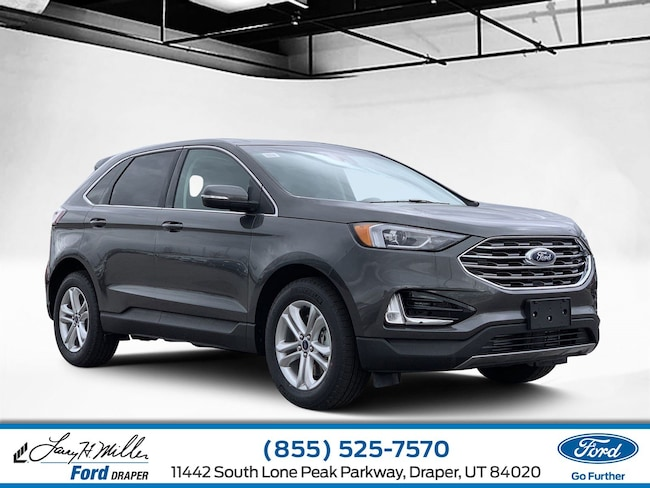 2019 Ford Edge SEL AWD I4 Engine