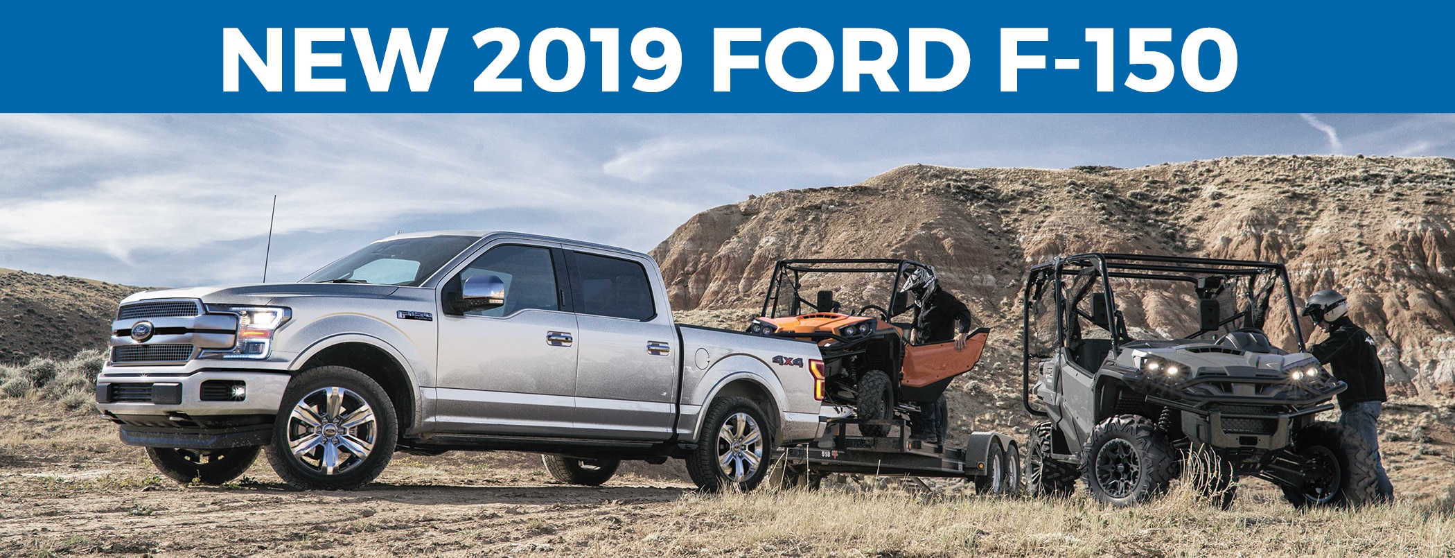 2019 Ford F-150 Review Draper