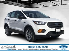 New 2019 Ford Escape S FWD I4 Engine Sandy