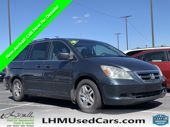 40c10980de Used 2006 Honda Odyssey For Sale at Southtowne Automall
