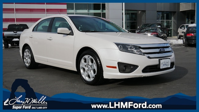 Used 2010 Ford Fusion SE Sedan Salt Lake City