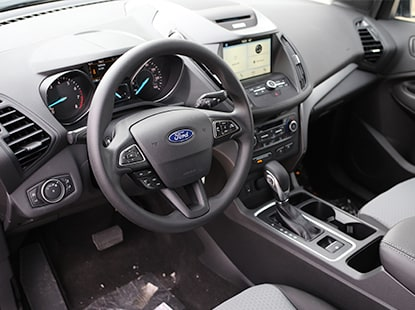 Escape SE Trim Interior