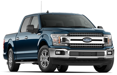 New Commercial Ford F-150 Truck in Salt Lake City