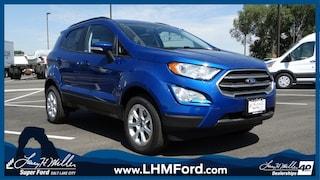 New 2018 Ford EcoSport SE Crossover Salt Lake City