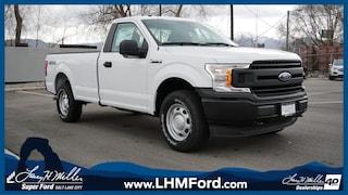 New 2019 Ford F-150 XL Truck Salt Lake City