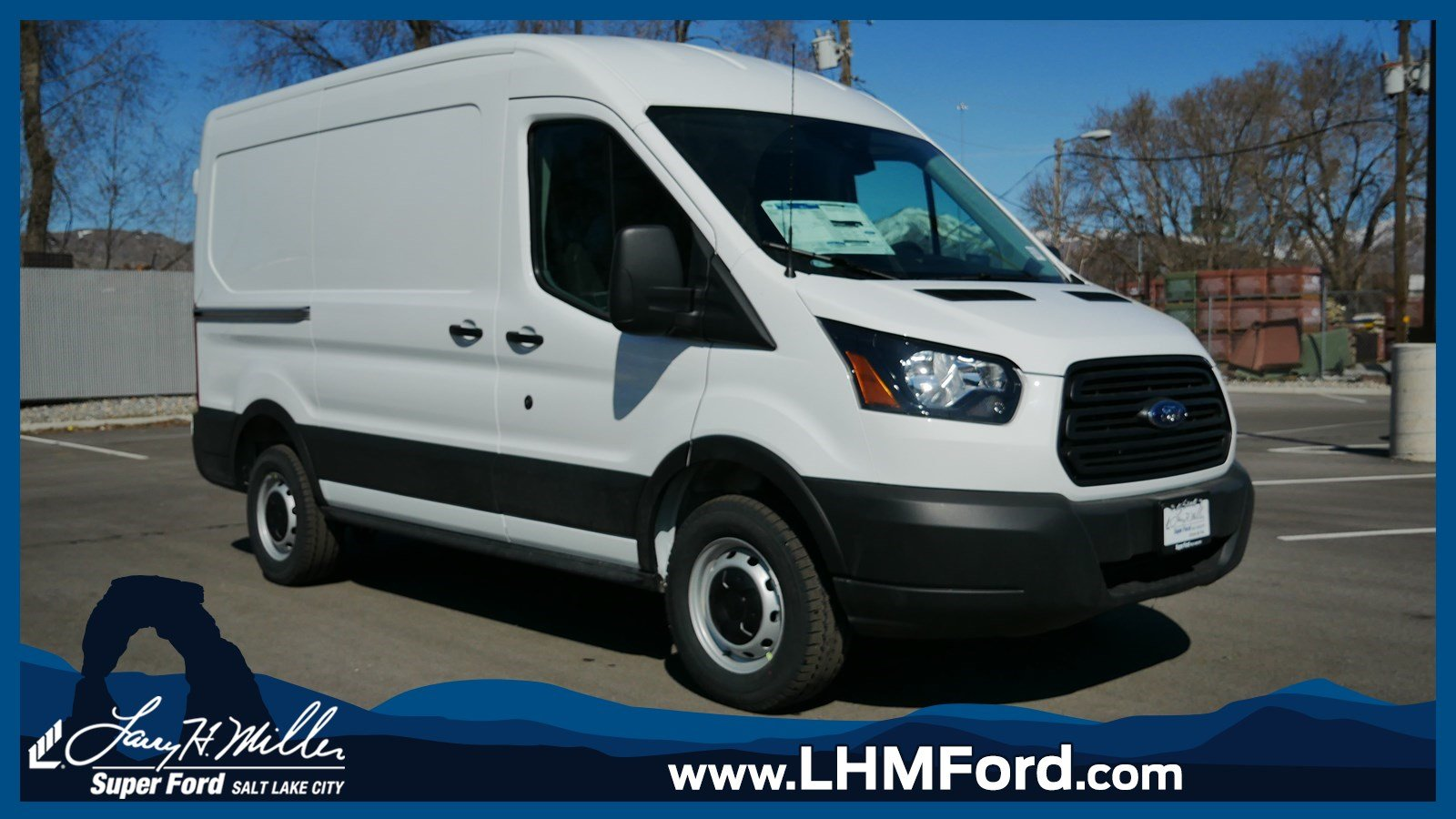 New 2019 Ford Transit-250 Stock #69129 For Sale | Salt Lake