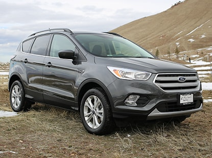 Ford Escape SE Trim in Salt Lake City