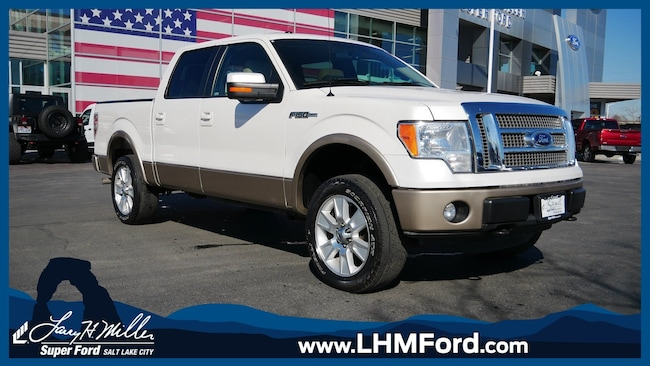 Used 2012 Ford F-150 XLT Crew Cab Short Bed Truck Salt Lake City