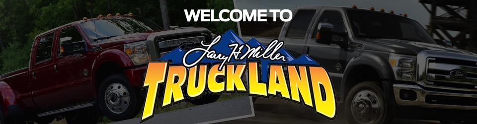 Truckland Fleet Vehicle Department in Salt Lake City