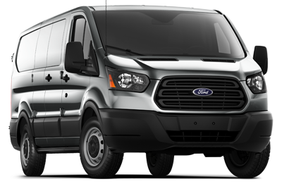 New Ford Transit Salt Lake City