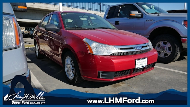 Used 2010 Ford Focus SE Sedan Salt Lake City