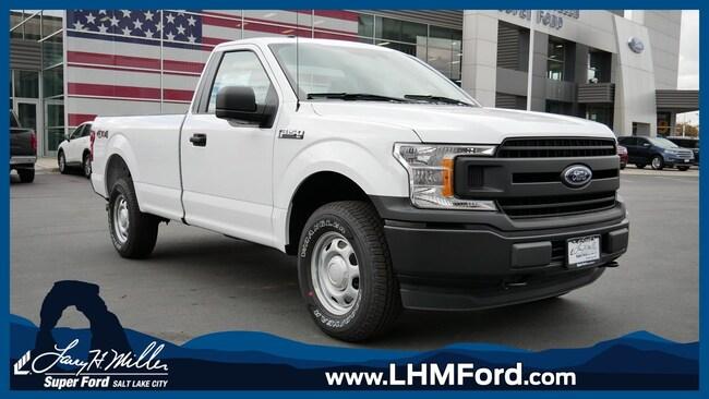 New 2018 Ford F-150 XL Truck Salt Lake City