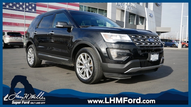 Used 2016 Ford Explorer Limited SUV Salt Lake City