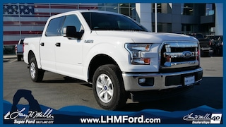 Certified Pre-Owned 2017 Ford F-150 XLT Crew Cab Short Bed Truck Salt Lake City