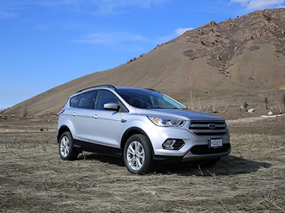 Ford Escape SEL Trim in Salt Lake City