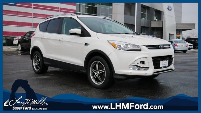 Used 2013 Ford Escape Titanium SUV Salt Lake City