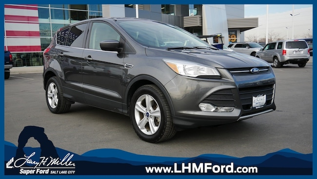 Used 2015 Ford Escape SE SUV Salt Lake City
