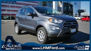 New 2019 Ford EcoSport SE Crossover Salt Lake City
