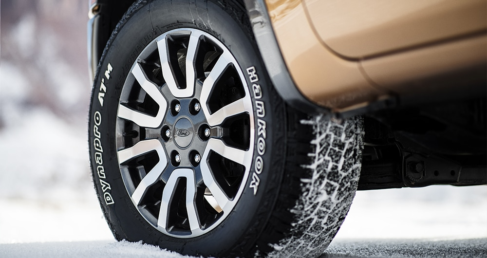 2019 Ford Ranger Wheel