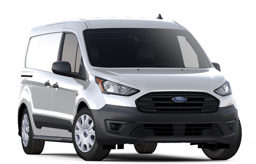 New Commercial Ford Transit Connect Van Truck in Salt Lake City