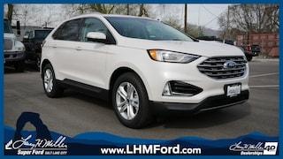 New 2019 Ford Edge SEL Crossover Salt Lake City