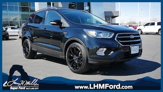 Used 2017 Ford Escape Titanium SUV Salt Lake City