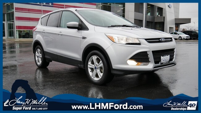 Used 2014 Ford Escape SE SUV Salt Lake City