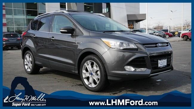 Used 2015 Ford Escape Titanium SUV Salt Lake City