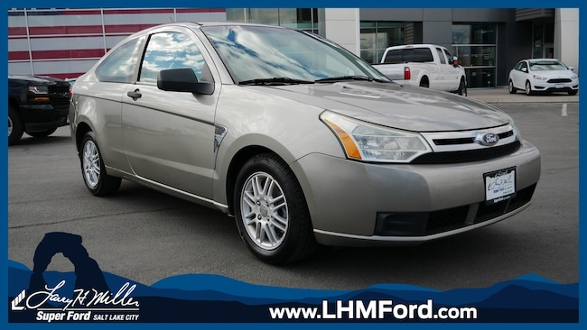 Used 2008 Ford Focus Coupe Salt Lake City