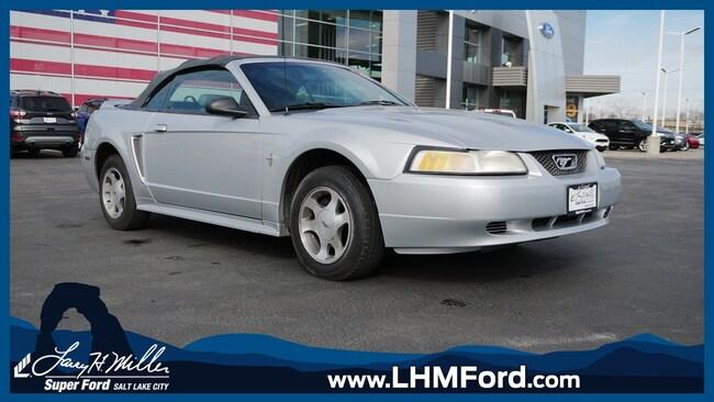 Used 2000 Ford Mustang Base Convertible Salt Lake City