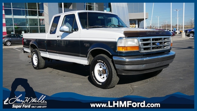 Used 1995 Ford F-150 XL Extended Cab Short Bed Truck Salt Lake City