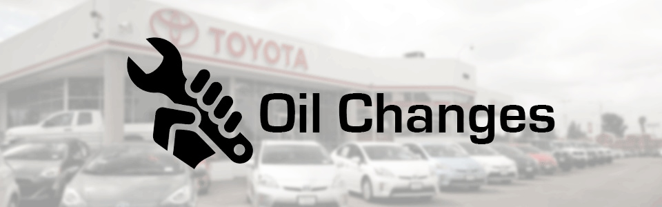 Toyota Oil Change Service Larry H Miller Toyota Corona