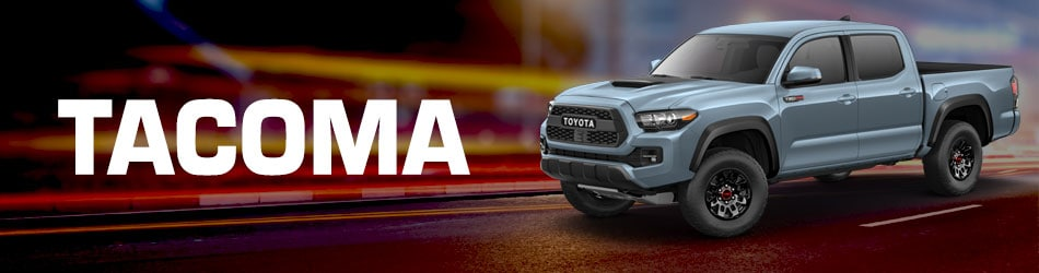 2019 Toyota Tacoma Review & Comparison in Corona, CA