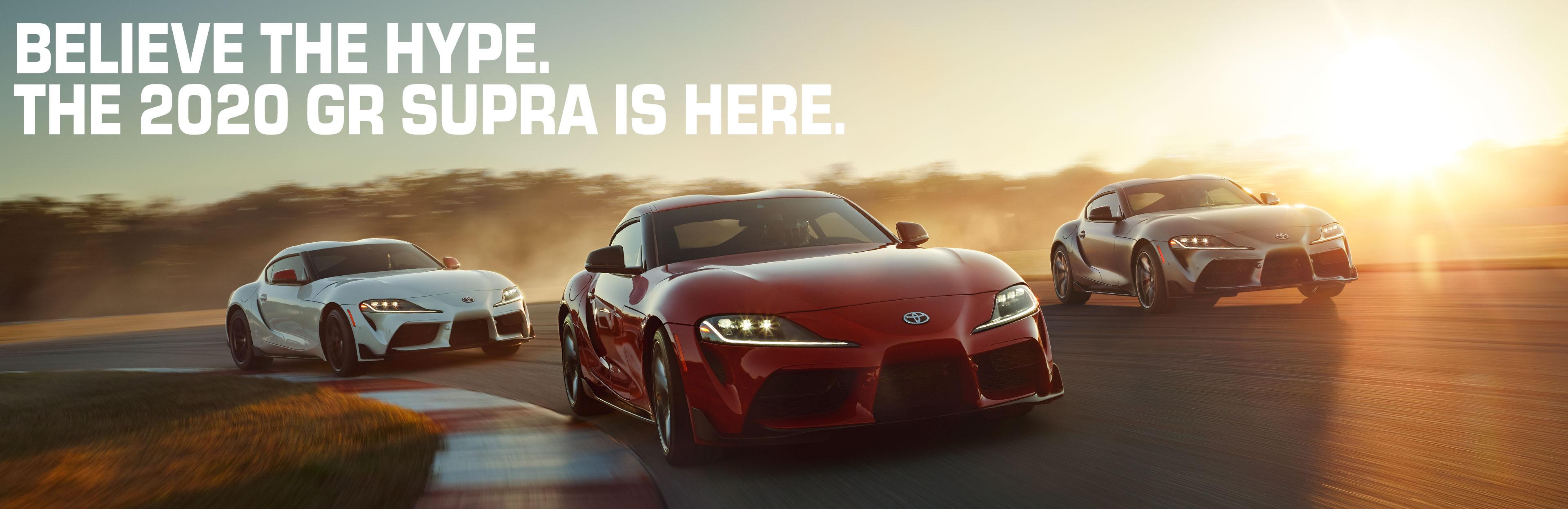 2020 Toyota Supra Corona Ca