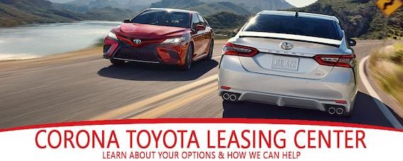 Larry H Miller Toyota Corona >> Larry H Miller Toyota Corona Leasing Center