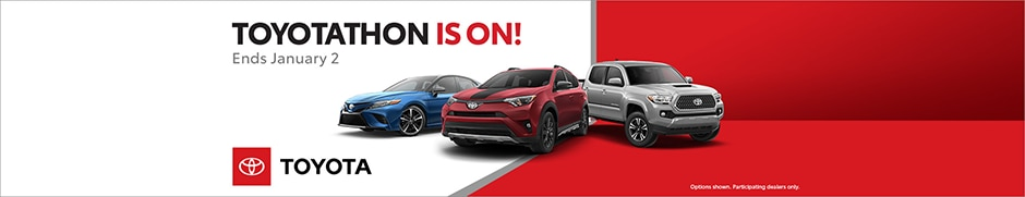 Toyotathon Shop Now at Larry H Miller Toyota Lemon Grove in Lemon Grove, CA