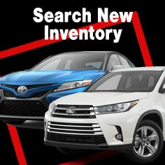 Shop New Inventory Larry H Miller Toyota Corona New Vehicles for Sale