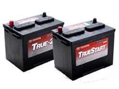 Toyota TrueStart Battery Savings!