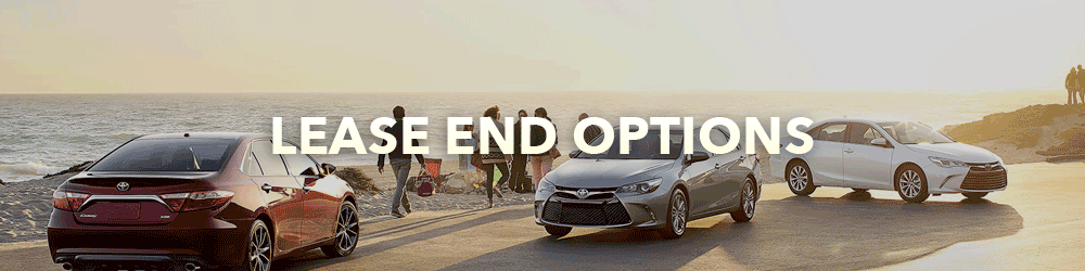 Lease End Return Options Larry H Miller Toyota Corona