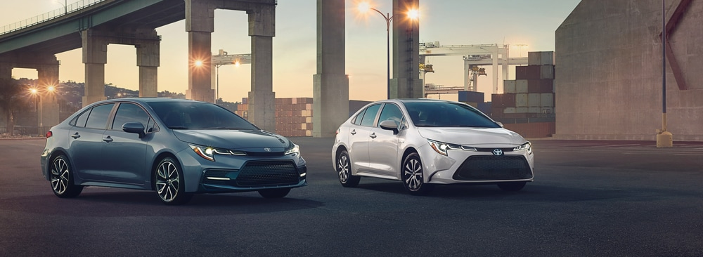 2020 All-New Toyota Corolla in Lemon Grove, CA at Larry H Miller Toyota Lemon Grove