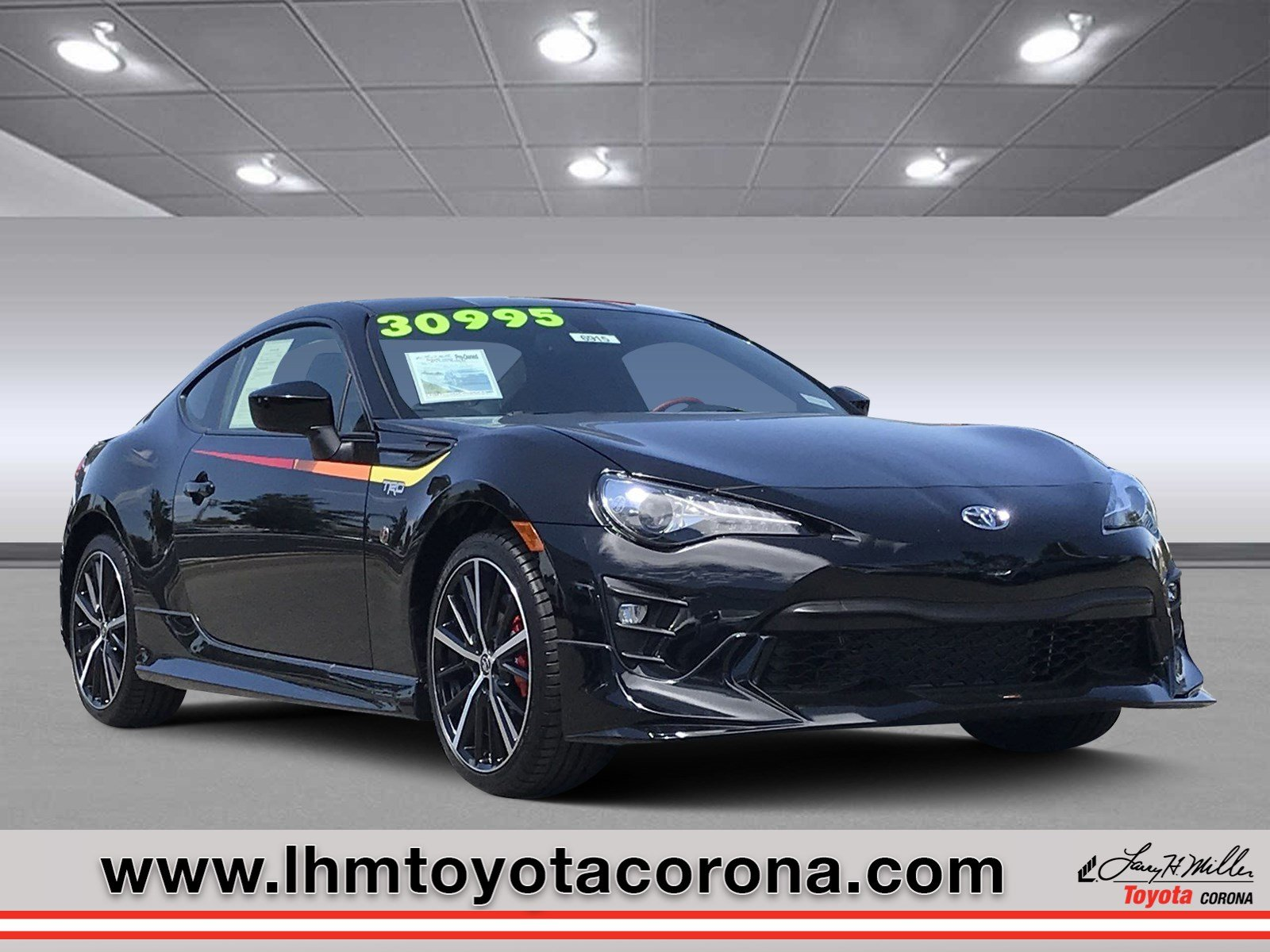 Featured Used 2019 Toyota 86 TRD SE Coupe for sale in Corona, CA