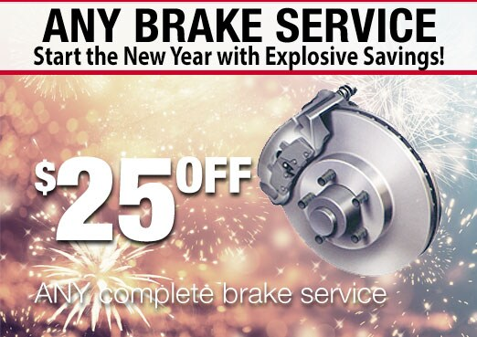 Any Brake Service Coupon Toyota Corona