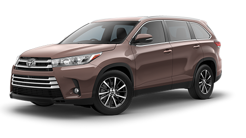 Review of 2019 Toyota Highlander Here at Larry H Miller Toyota Lemon Grove near San Diego