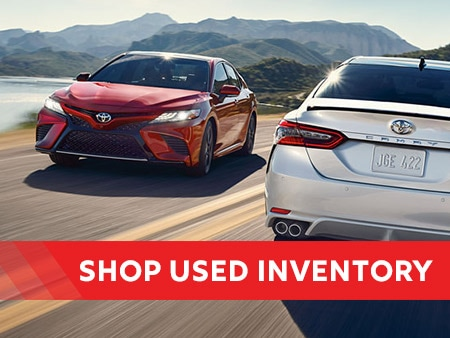 Shop Used Inventory at Larry H Miller Toyota Lemon Grove