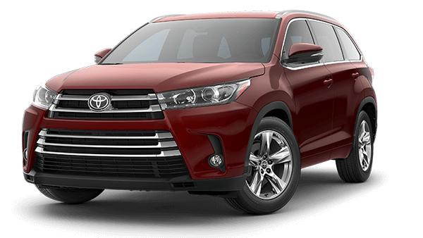 New Toyota Highlander For Sale Available Today in San Diego