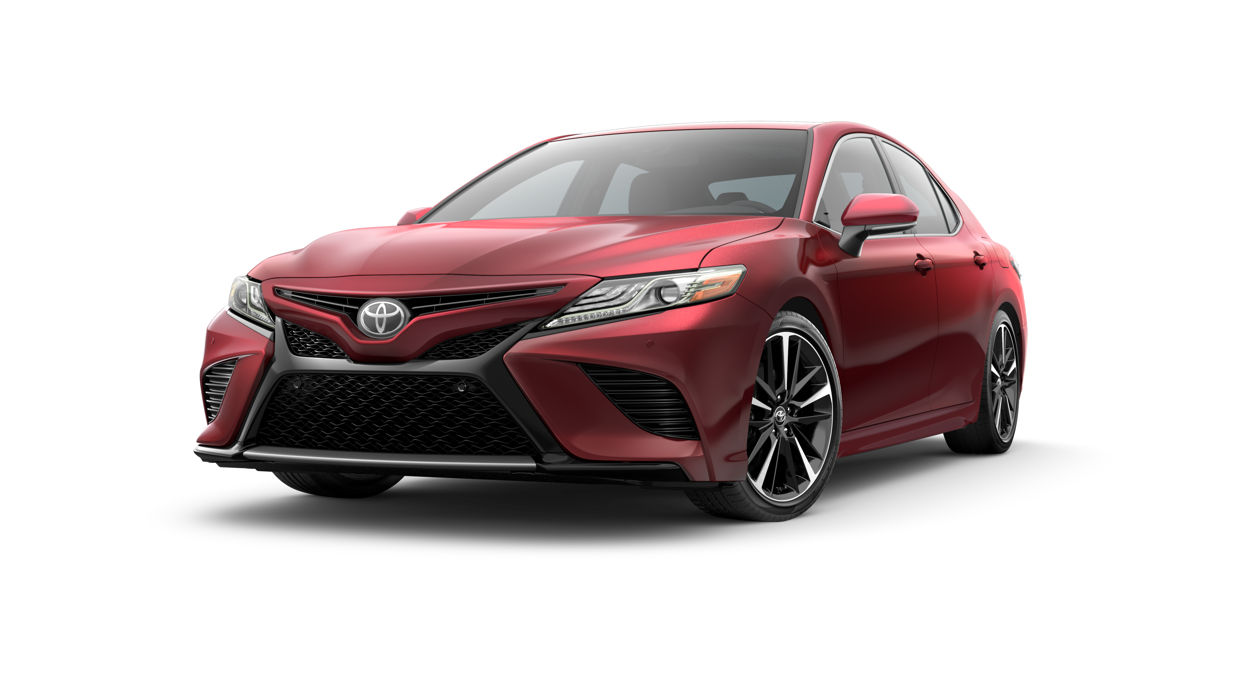 Review of 2019 Toyota Camry Here at Larry H Miller Toyota Lemon Grove near San Diego